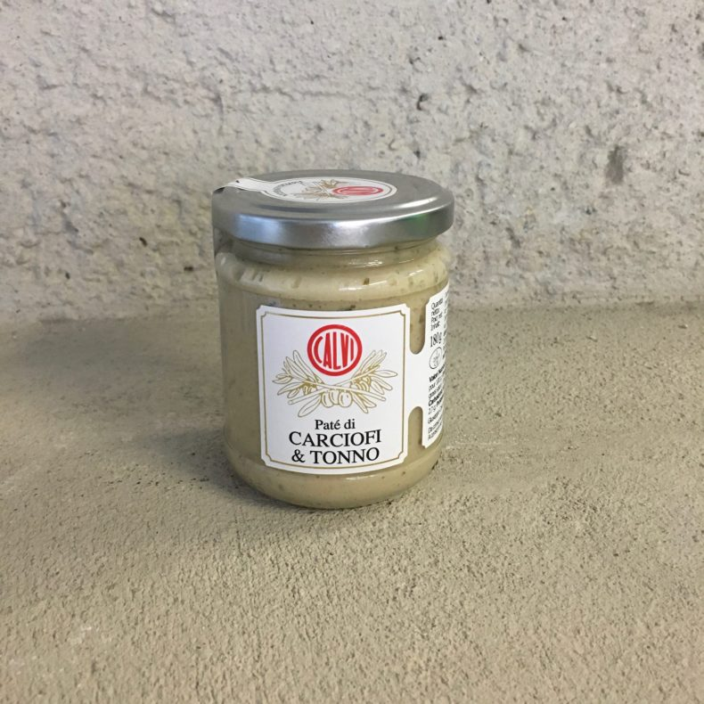 Patè di Carciofi & Tonno